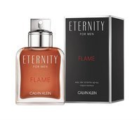 CALVIN KLEIN Eternity Flame For Men EDT Spray 50ml