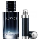 Christian Dior Sauvage 2015_100 ml + Miniatura 7,5 ml