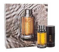 HUGO BOSS Boss The Scent Woda toaletowa 50 ml + Deostick 75ml