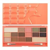 MAKEUP REVOLUTION_Chocolate And Peaches paleta 16 cieni 22g