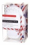 Tangle Teezer The Original White & Red Limited