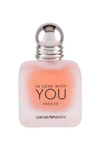 Giorgio Armani Emporio Armani In Love With You Freeze Woda perfumowana 50 ml