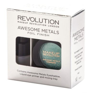 Makeup Revolution Awesome Metals Emerald Goddes 6g