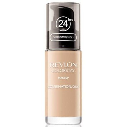 REVLON ColorStay 330 Natural Tan Tłusta Mieszana 30 ml